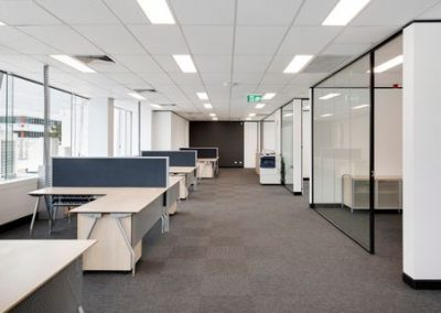 ConMed new office fitout 1