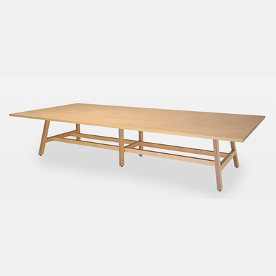 Office Meeting table Butterfly Six Leg