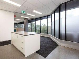 Terumo BCT Office Fitout Renovation 1