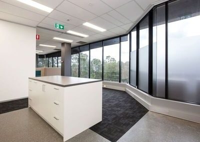 Terumo BCT Office Fitout Renovation 1