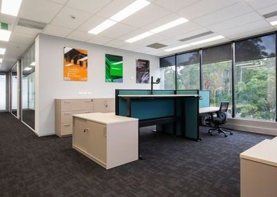 Terumo BCT Office Fitout Renovation 15
