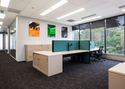 Terumo BCT Office Fitout Renovation 16
