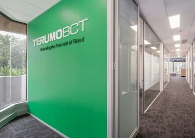 Terumo BCT Office Fitout Renovation 17