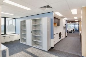 Catholic Education Parramatta Office Fit Out 15
