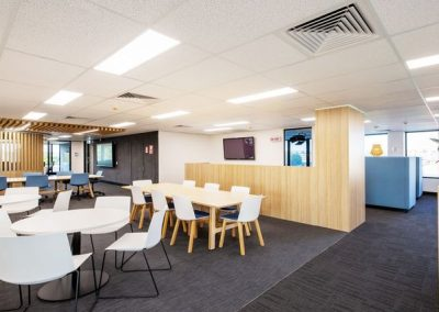 Catholic Education Parramatta Office Fit Out 17