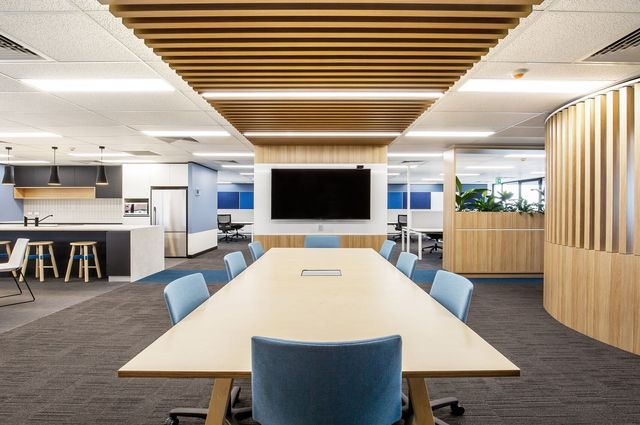 Catholic Education Parramatta Office Fit Out 2