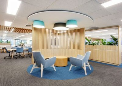 Catholic Education Parramatta Office Fit Out 21